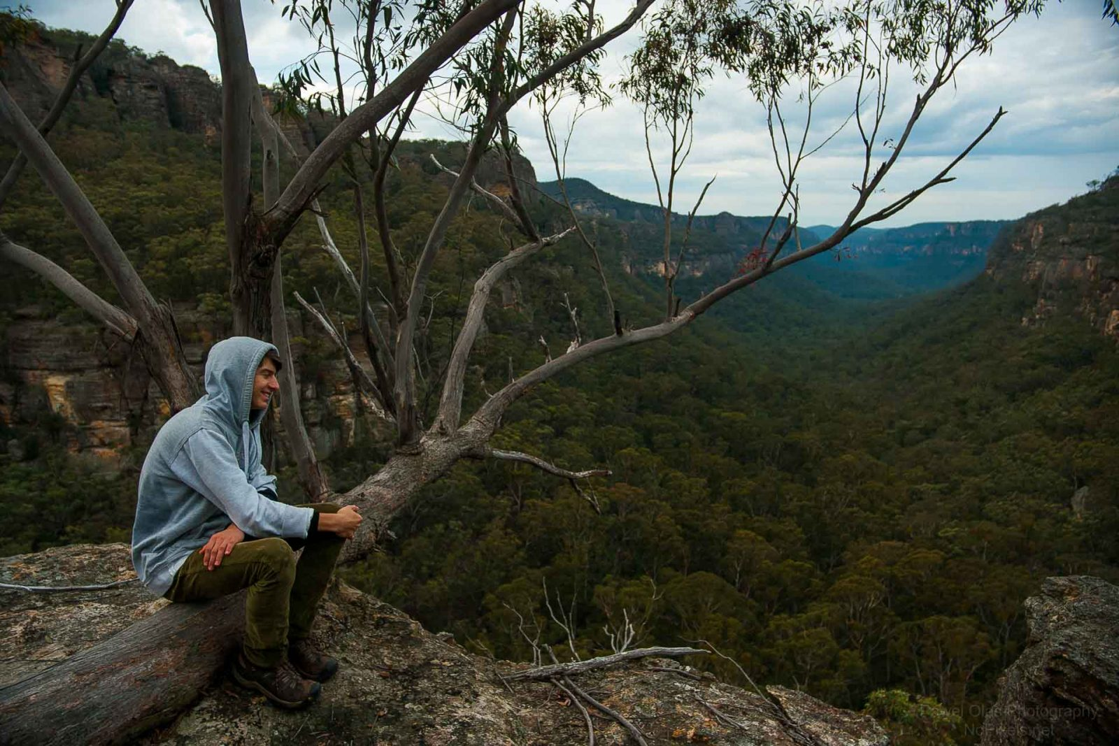 newness to mt dowson (red rocks)
