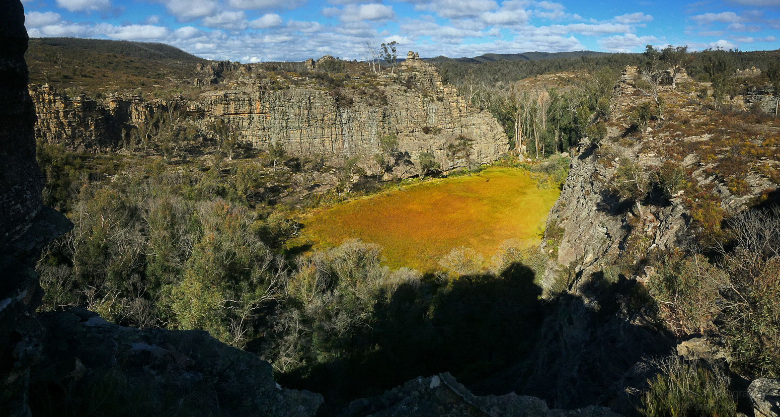 Goochs Crater
