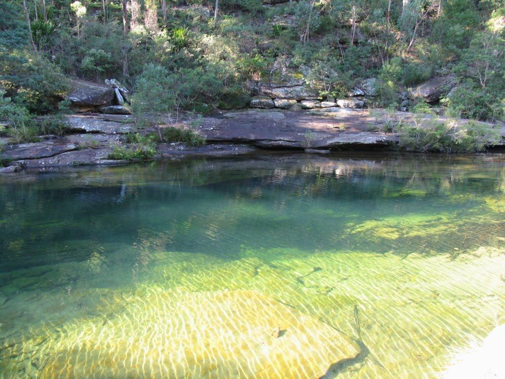 Uloola track – karloo pools