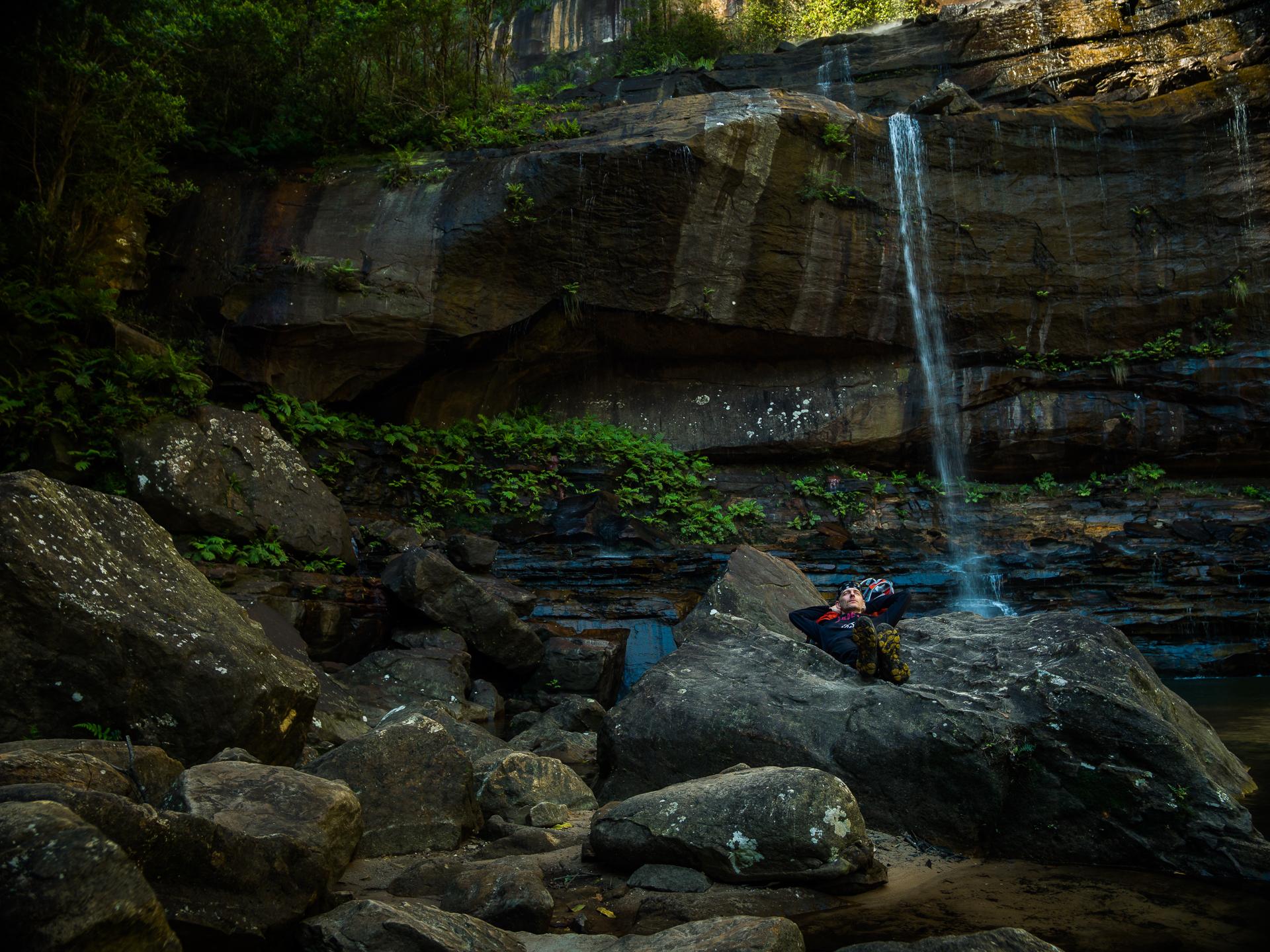 Geriatric Hiker