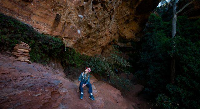 mt victoria - ferris cave