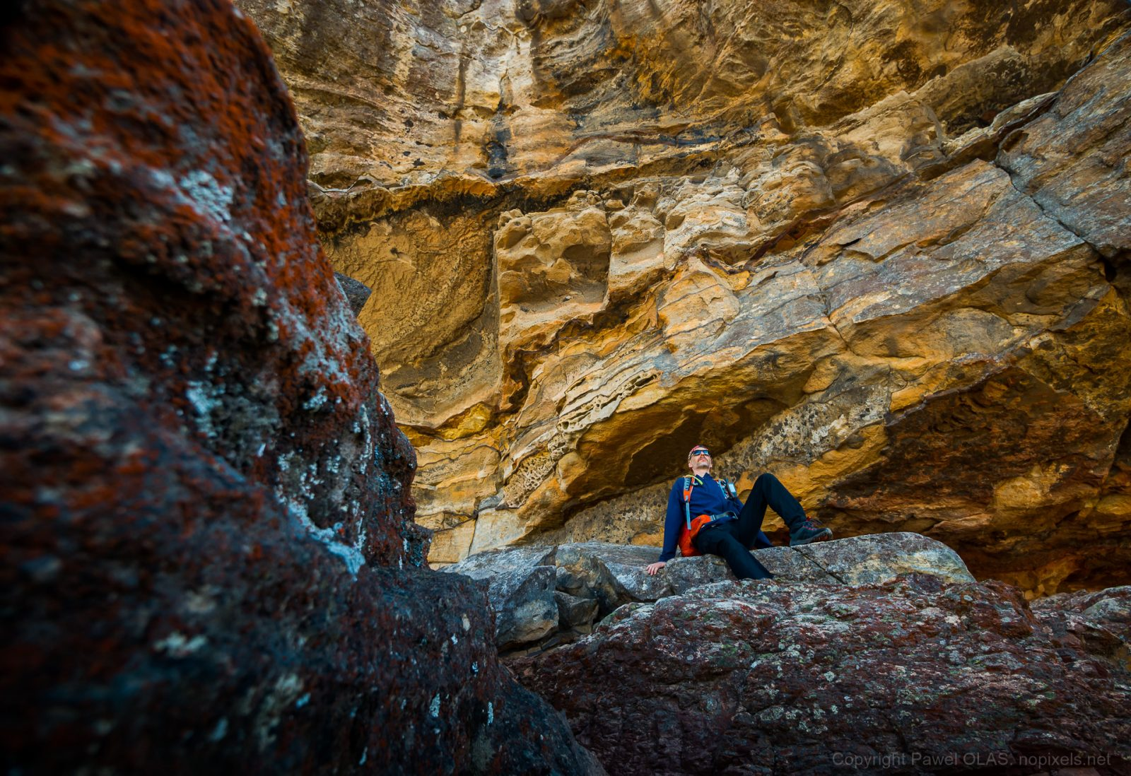 mt piddington – bushrangers cave